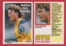 Chelsea Dave Beasant England 14